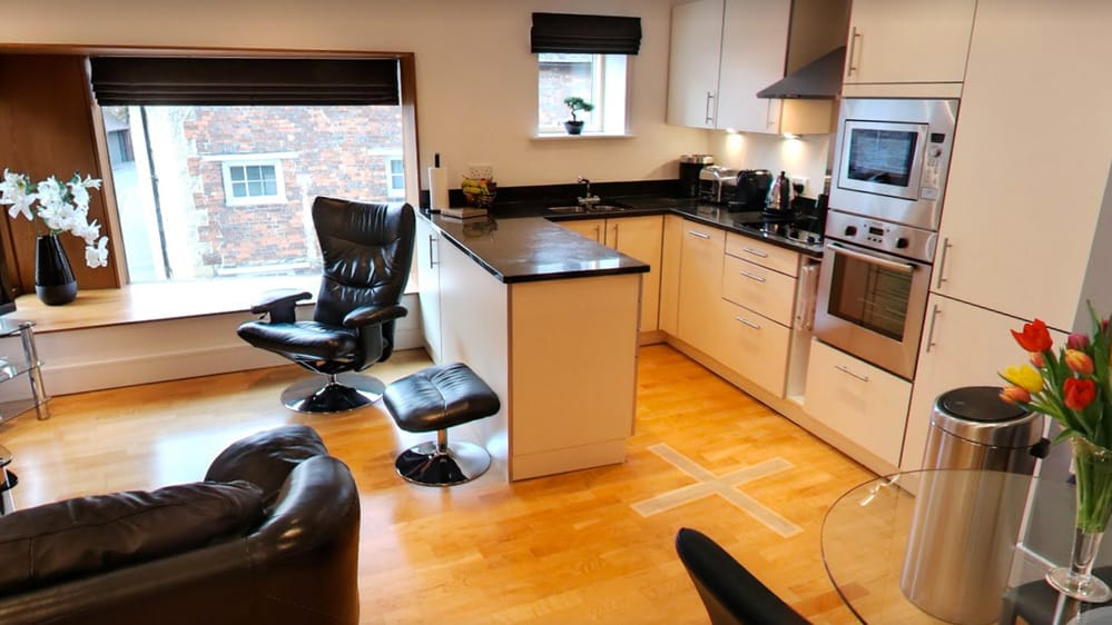 2 Tidmarsh self catering apartment in Oxford