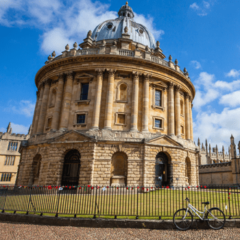 listing of attractions in oxford