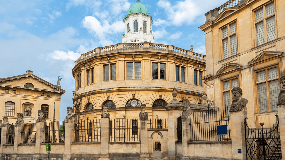 Sheldonian Theatre conference venue for hire in oxford